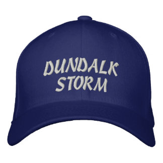 DUNDALK STORM Cap Embroidered Hats