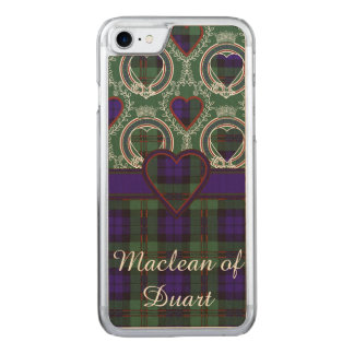 Dundas clan Plaid Scottish tartan Carved iPhone 7 Case