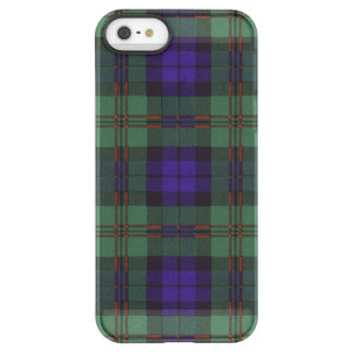 Dundas clan Plaid Scottish tartan Permafrost iPhone SE/5/5s Case