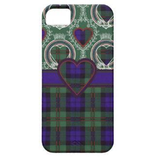 Dundas Scottish clan tartan - Plaid iPhone SE/5/5s Case