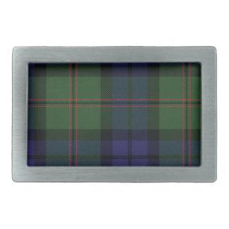 Dundas Scottish Tartan Belt Buckle