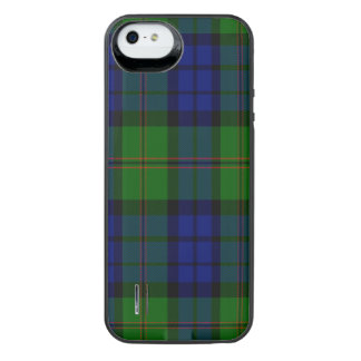 Dundas Scottish Tartan iPhone SE/5/5s Battery Case