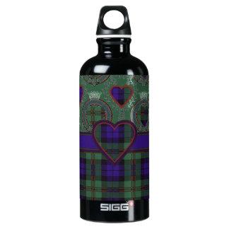 Dundas Scottish tartan Water Bottle