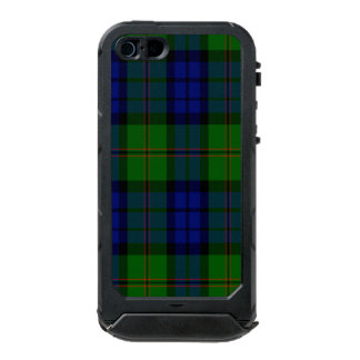 Dundas Scottish Tartan Waterproof Case For iPhone SE/5/5s