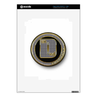 Dundeal Logo iPad 2 Decal