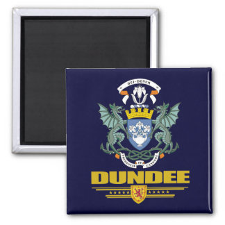 Dundee 2 Inch Square Magnet
