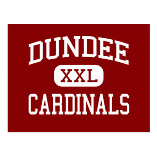 Dundee - cardenales - centro - Dundee del oeste Tarjetas Postales