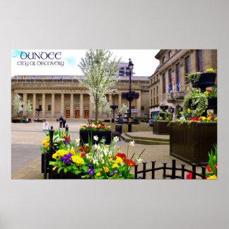 Dundee, ciudad del descubrimiento impresiones