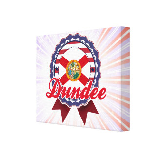 Dundee, FL Impresiones De Lienzo