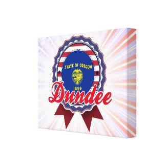 Dundee, O Impresión En Lona