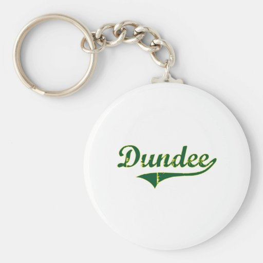 Dundee Oregon City Classic Keychains