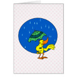 Dundle Duck Card