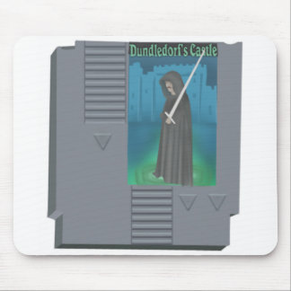 Dundledorf's Castle - Tim and Eric Inspired Mouse Pad