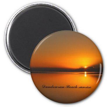 Dundowran Beach sunrise magnet