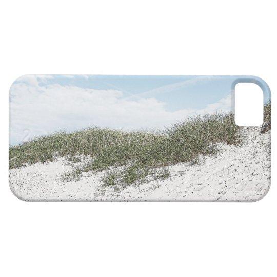 Dune at a beach in scandinavia. iPhone SE/5/5s case