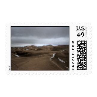 Dune Blizzard Stamp