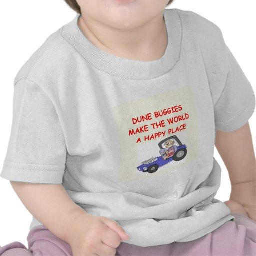 dune buggies t-shirts