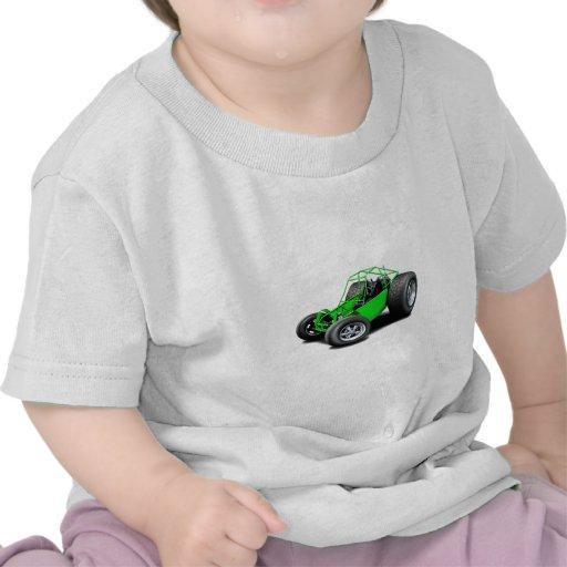 Dune Buggy green Tshirts