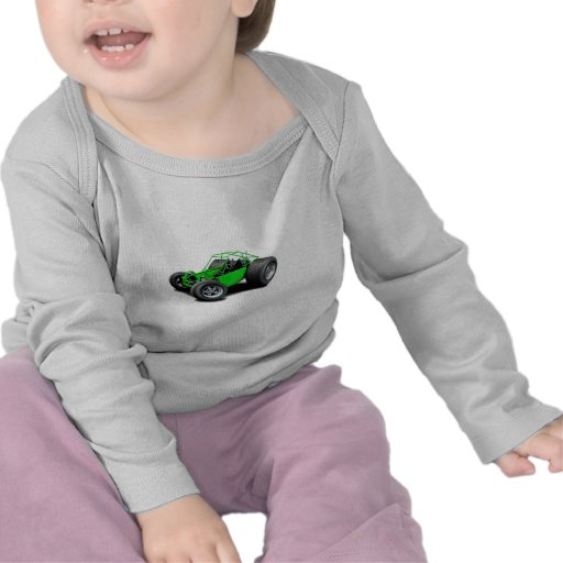 Dune Buggy green Tee Shirt