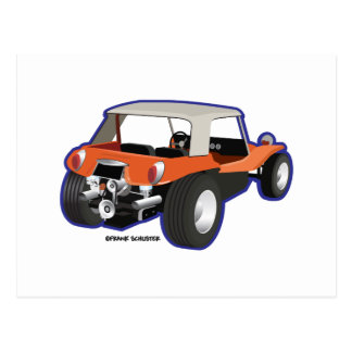 Dune Buggy Manx Post Cards