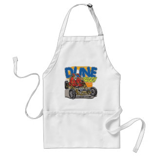 Dune Buggy Play in the Sand Adult Apron