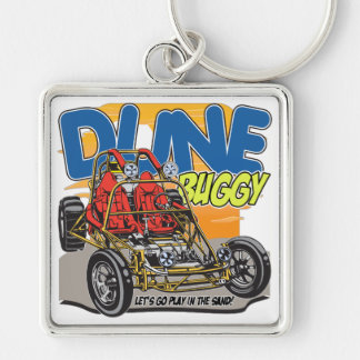 Dune Buggy Play in the Sand Keychain