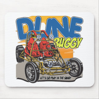 Dune Buggy Play in the Sand Mouse Pad