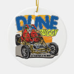 Dune Buggy Play in the Sand Ornament