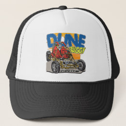 Dune Buggy Play in the Sand Trucker Hat