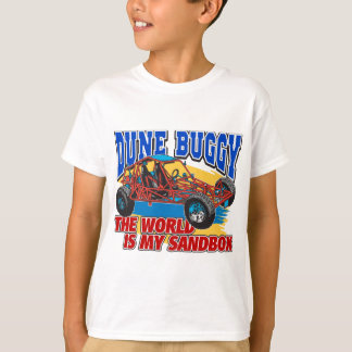 Dune Buggy Sandbox T-Shirt