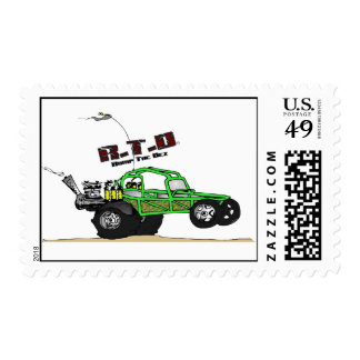 Dune Buggy Stamps