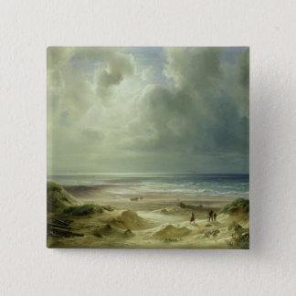 Dune by Hegoland, Tranquil Sea Button