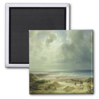 Dune by Hegoland, Tranquil Sea Magnet