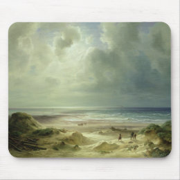 Dune by Hegoland, Tranquil Sea Mouse Pad