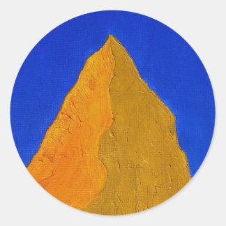Dune Classic Round Sticker