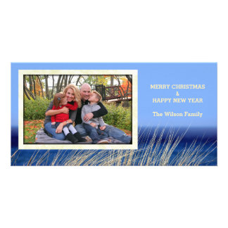 Dune Grass Christmas by the Sea Card