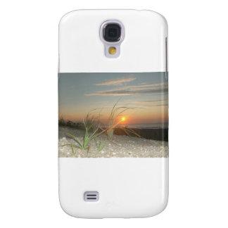 Dune Grass Sunrise Galaxy S4 Cover