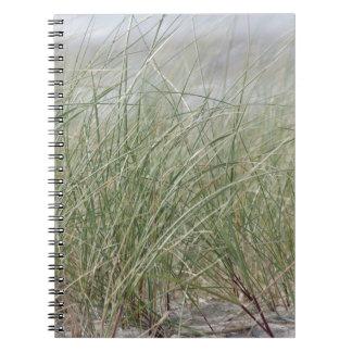 Dune Spiral Note Books