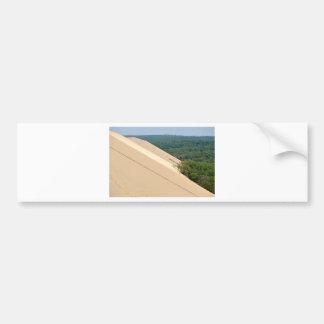 Dune of Pilat in France Car Bumper Sticker