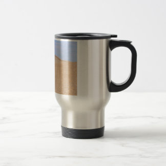 Dune of Pilat in France Travel Mug