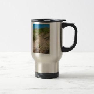 Dune Of Sea Oats Travel Mug
