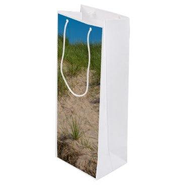 Dune Of Sea Oats Wine Gift Bag
