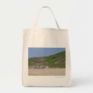 Dune Stairway Tote Bag