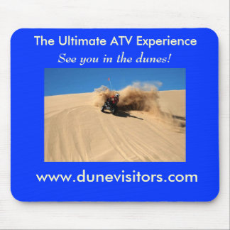 DUNE VISITORS ATV RENTALS MOUSE PAD