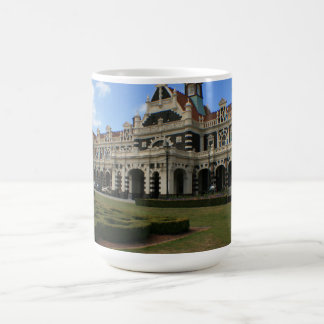 Dunedin Railway Station, New Zealand Coffee Mug