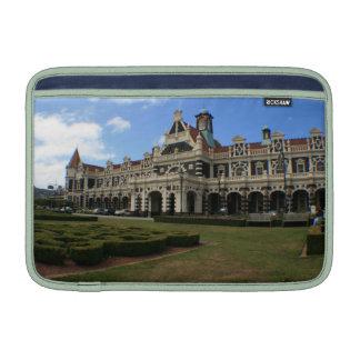 Dunedin Railway Station New Zealand MacBook Sleeve