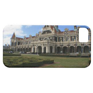 Dunedin Railway Station, New Zealand iPhone SE/5/5s Case
