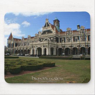 Dunedin Railway Station, New Zealand Mouse Pad
