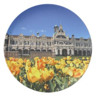 Dunedin Railway Station Plates