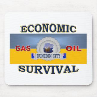 DUNEDIN'S (NZ) ECONOMIC SURVIVAL MOUSE MAT